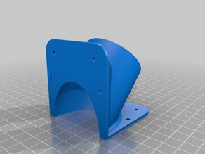 Dust Extraction Port for Router Fence 50mm Version