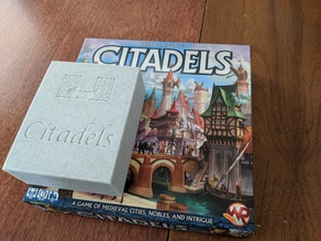 Citadels (2016) travel box