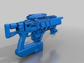 Destiny Exotic fusion rifle Pocket Infinity 1:1 Scale