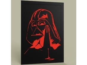 StarWars - Fortress - Darth Vader
