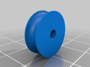 Pulley for REV 15mm