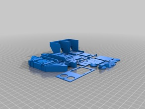 RH1N0 larger format build
