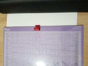 Cricut cutting mat wall hanger