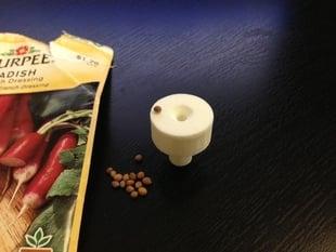 Radish Seed Planter
