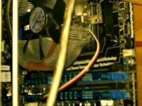 Motherboard converter brackets for AMD CPU FAN, Socket 939 or AM2 -> AM3