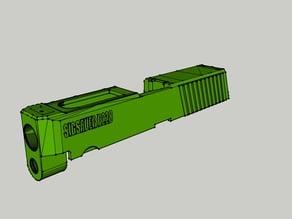 P228 SLIDE (WE AIRSOFT BRAND NAME F228)