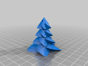 Small Christmas Tree 50-4-5-1