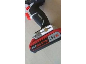 screwdriver holder