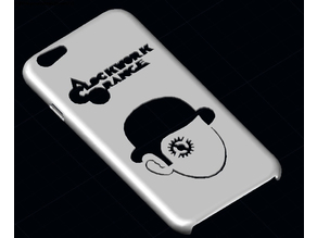 A Clockwork Orange cover for iphone 6S