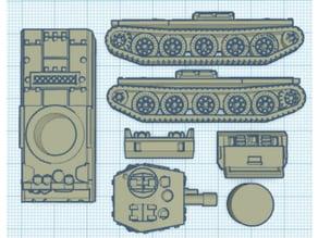 Cromwell Centaur IV Tank Breakdown