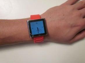 Customizable Nano Watchband