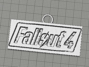 Fallout 4 Necklace Improved Tag