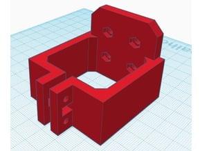 MK8 mount for E3D XY Base
