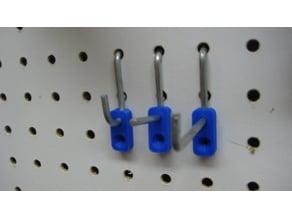 Peg Board Lock