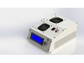 RepRap Control Box with PSU