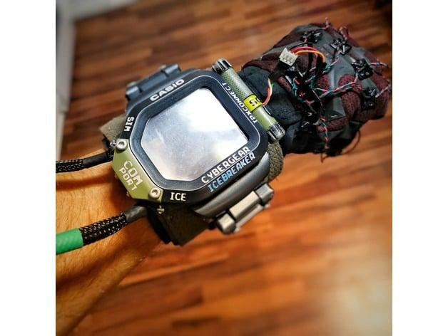Cyberpunk Watch prop by FUBARprops