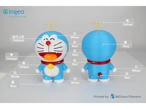 86Duino Doraemon Part 2 / 哆啦A夢 / ドラえもん