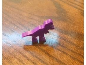 Tyrannosaurus Rex Meeple