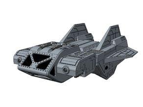 Wing Commander - Avenger-Class Border Word Bomber