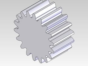 Solidworks Gear Generator