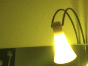 small lampshade (lamp cover)