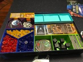 Star Trek Ascendancy Organizer - All Expansions