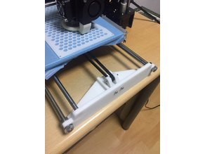 Anet A8 Front Frame (with y-axis belt tension)