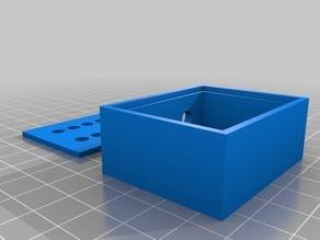 10 LED Holder Project Box