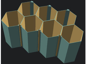 Stackable multipurpose hive storage