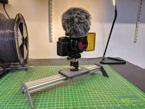 makerslide camera slider