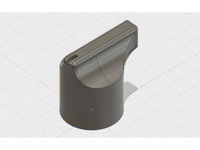 Sieg C1 Micro Lathe Direction Knob