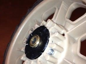 Stroller Wheel Repair (Evenflo)