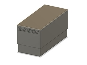 Game Boy Game Storage Box