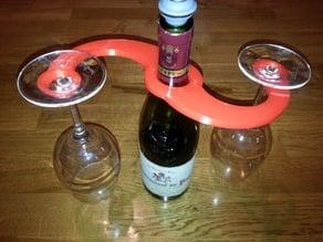 Wineglass Holder