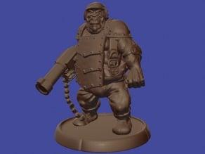 Ogre Soldier