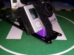GoPro Mount for Alien Quadcoper