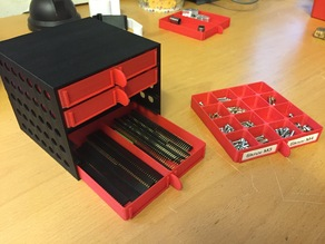 Small items organizer