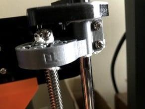 Anet A8 Gear Bearing Anti Z-Wobbel
