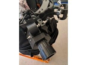 Crayford Focuser with Gear