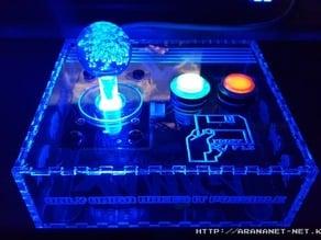 Edu-Mach - Joystick para Commodore Amiga