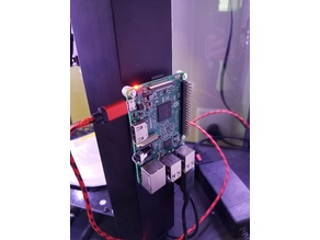 Raspberry Pi Mount for MPMD