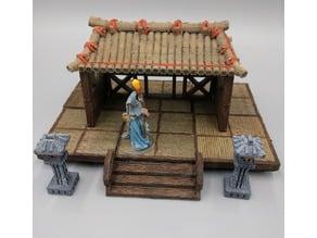 OpenForge - Oriental Pagoda