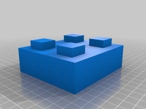 Lego 2x2 Brick