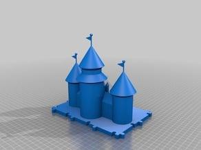 Small World Princess Castle