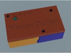 Makerbot Switch FILAMENT out/ Filament Jam sensor Marlin 1.1.9