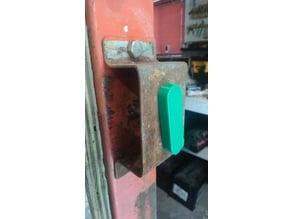 trailer stake pocket pin