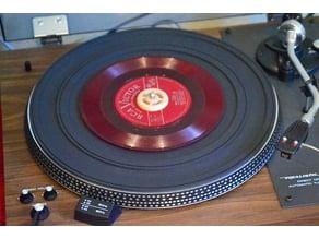 45 RPM Record/Vinyl Adapter