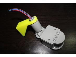 Outdoor 110-220V Infrared Motion Sensor Holder
