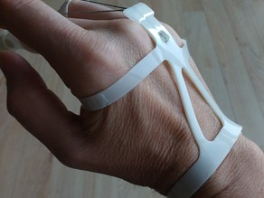 Palm Harness for Knick's Prosthetic Finger