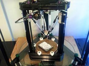 Griffin OS 3D Delta Printer